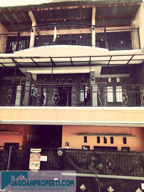 Rumah kos dijual di Malang kota