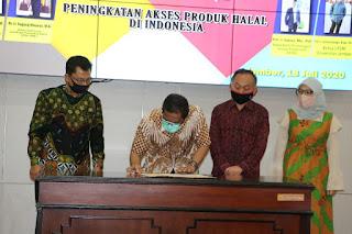 Indonesia Pasar Halal Terbesar Dunia