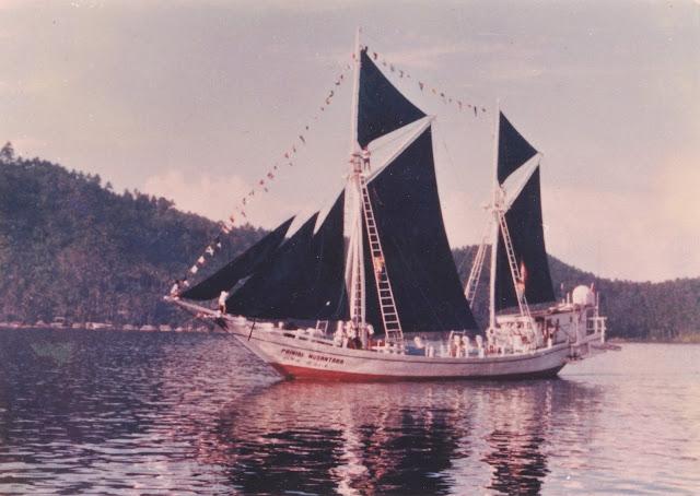 Phinisi Nusantara, Pinisi Perkasa