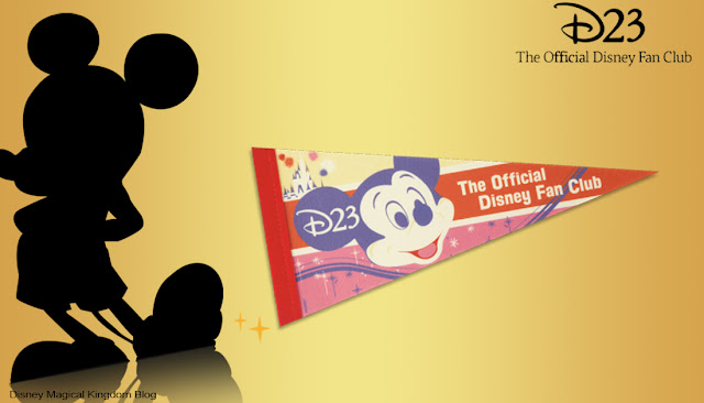 2021 D23 Gold Member Gift Celebrates 50-Years of Walt Disney World Replica Collector