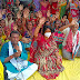 राजद कार्यकर्ताओं ने प्रखंड क्षेत्र को बाढ़ ग्रस्त घोषित करने के लिए एक दिवसीय दिया धरना
