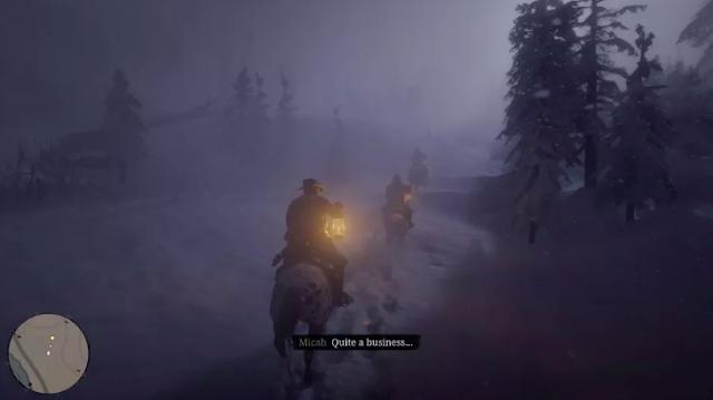 Red Dead Redemption 2 com legendas em Inglês
