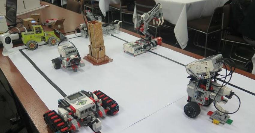 Niños aprenderán Inteligencia Artificial y Robótica en SENATI - www.senati.edu.pe