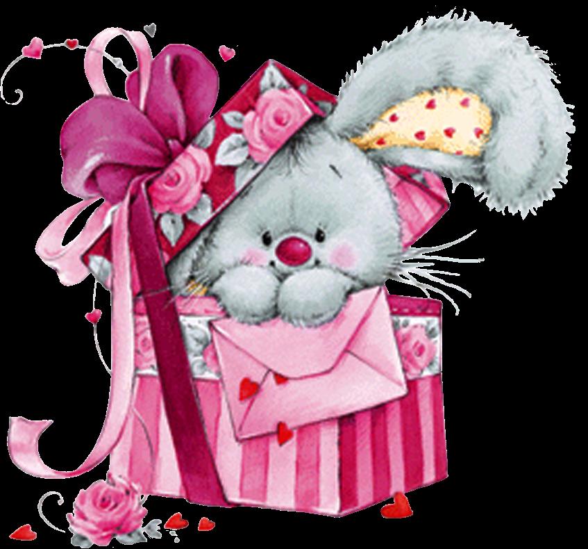 Картинка с зайкой с днем рождения, картинки картинки