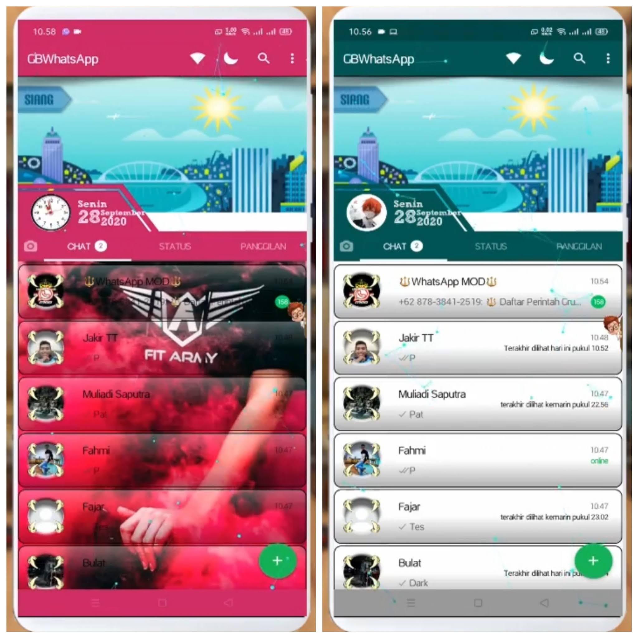 Whatsapp Mjw V8 51 Apk Latest Version Download 2021 Wamod Apk