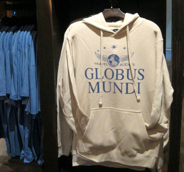 Globus Mundi Wizarding World of Harry Potter