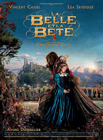 Poster Of Beauty and the Beast 2014 In Hindi Bluray 720P Free Download