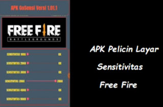 Apk Pelicin Layar FF Auto Headshot