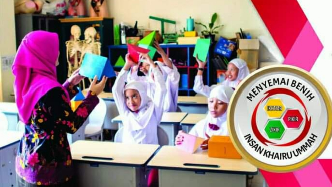 Lowongan Kerja Guru Kelas, Guru Olahraga, Guru TIK, Guru Bahasa Inggris, Guru BAQ, Staf Tata Usaha di Sekolah Dasar Islam Hidayatullah Semarang