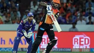SRH vs MI 48th Match IPL 2017 Highlights