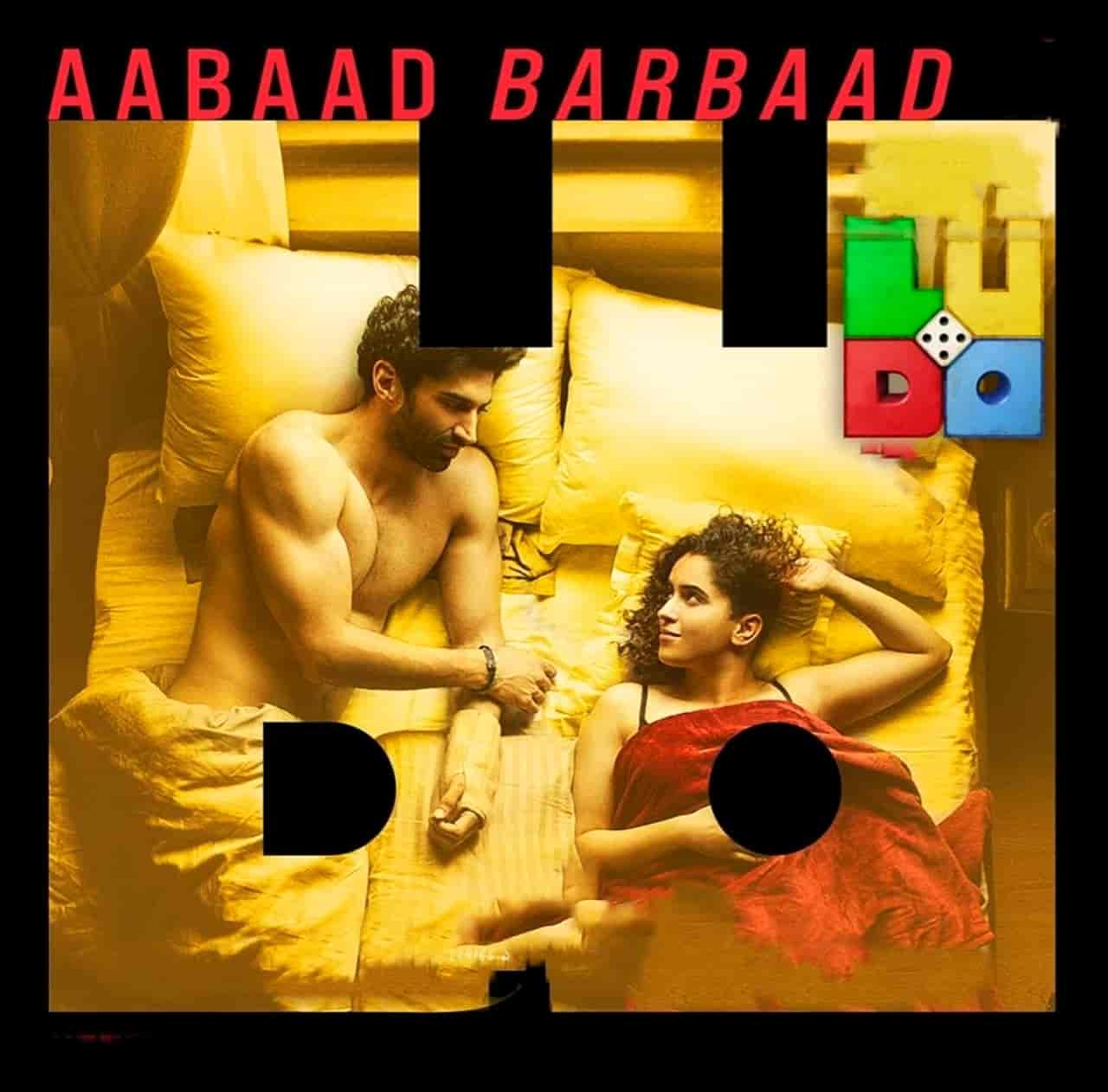 Aabaad Barbaad Hindi Song Image From Movie Ludo Sung By Arijit Singh