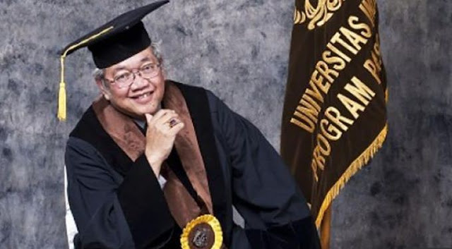 Prof Sarlito Wirawan Sarwono