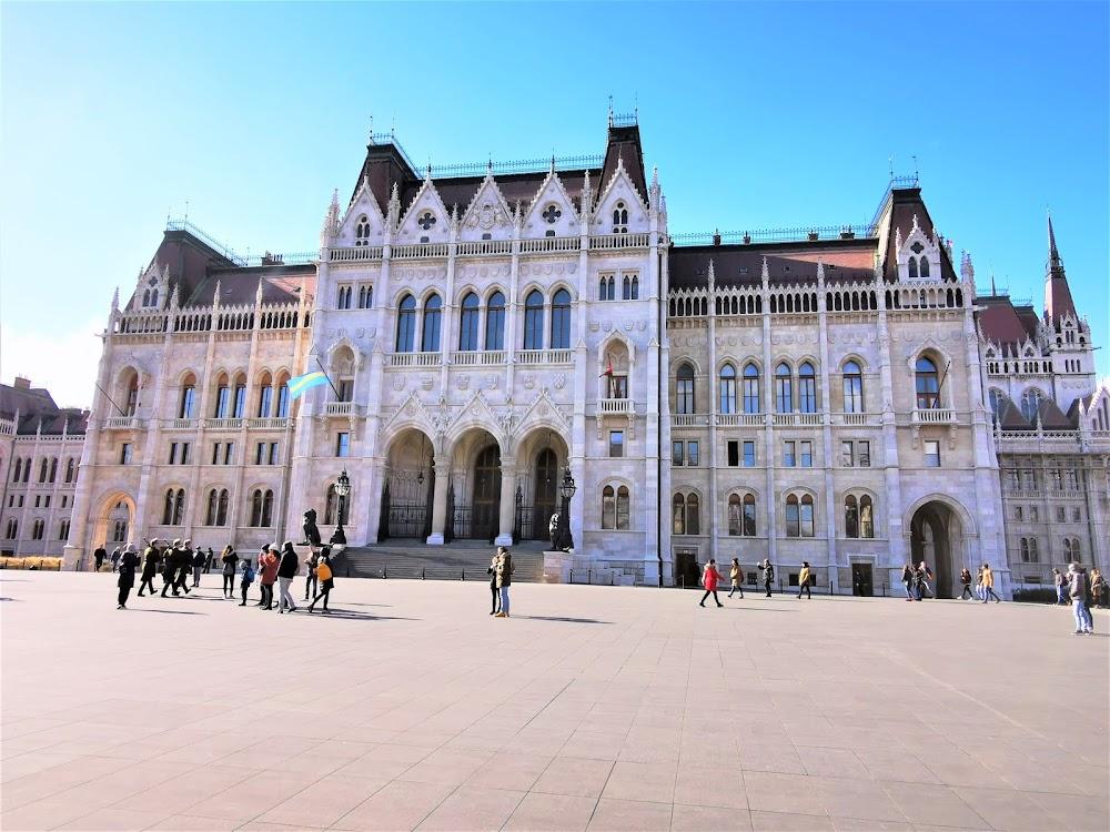 Tre dagar i Budapest