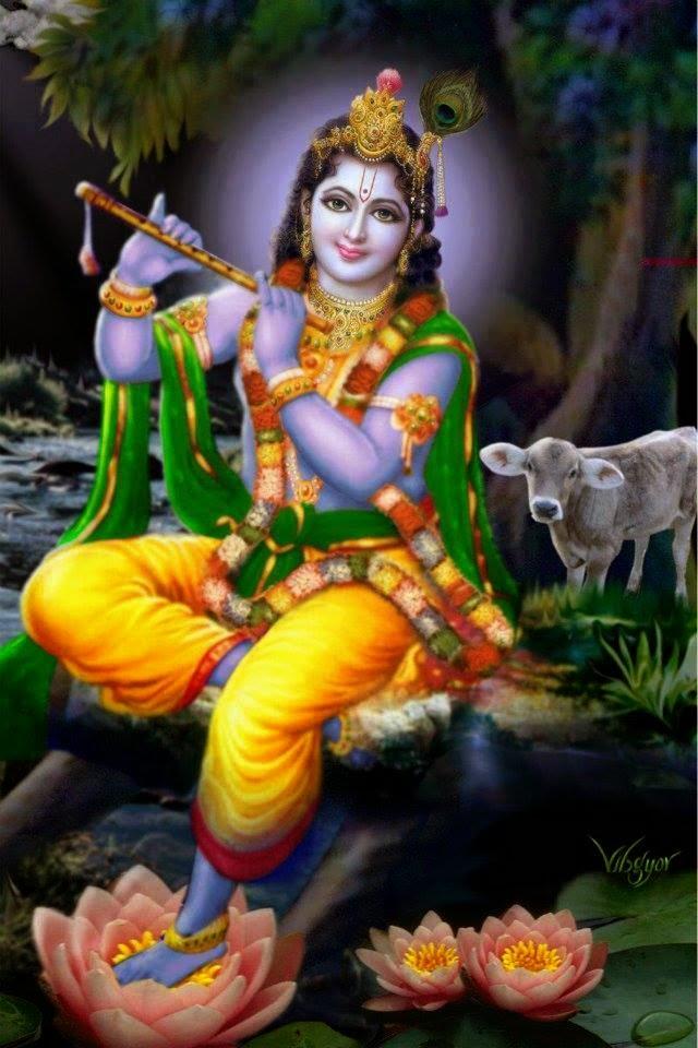 Vishu Hd Wallpapers Global Pictures Gallery Lord Shri Krishna Best Hd Images
