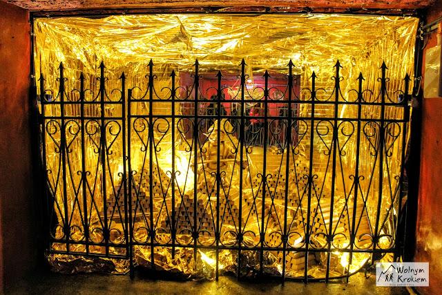 Komnata złota w Złotym Stoku