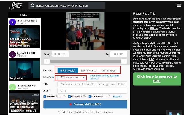 Cara mudah mendownload video apa saja di Youtube tanpa software aplikasi tambahan