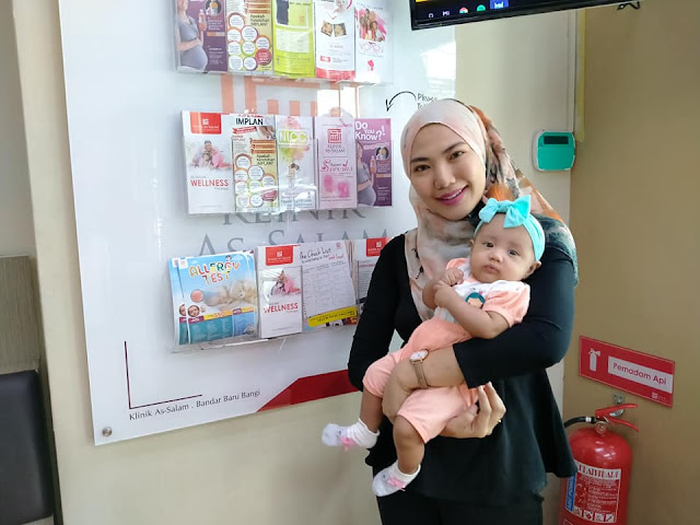 Sunat Bayi Perempuan di Klinik As-Salam