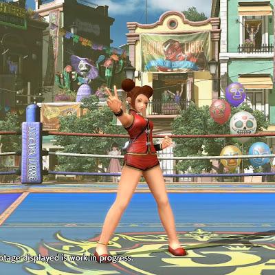 The King of Fighters XIV presenta a Kukri y Mui Mui