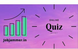 Current affairs online test exam