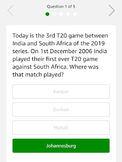 Amazon-Quiz-22-September-2019-Answers-Win-Oppo-K3