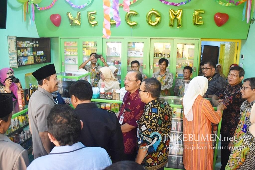 Dekatkan Pelayanan ke Masyarakat, Apotek Lukulo Buka Cabang di Gombong
