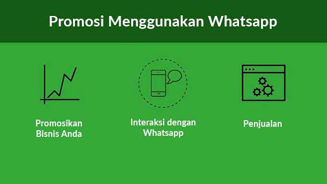Cara Promosi Produk Lewat Whatsapp yang Baik dan Benar