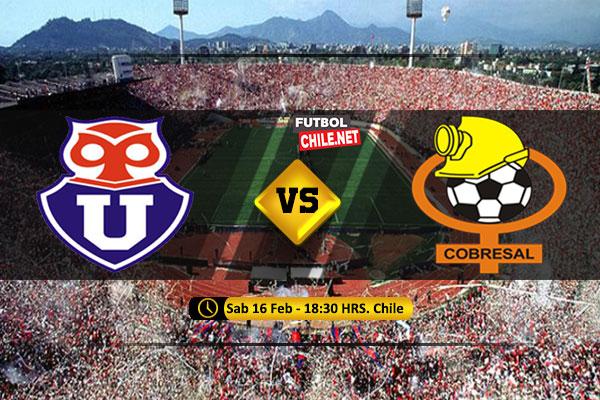PREVIA: Universidad de Chile vs Cobresal