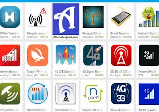 Amankah Aplikasi Penguat Sinyal Digunakan Driver Gojek Info Ojol