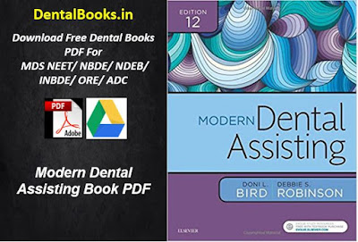 Modern Dental Assisting Book PDF Download, Dental Assistant Books