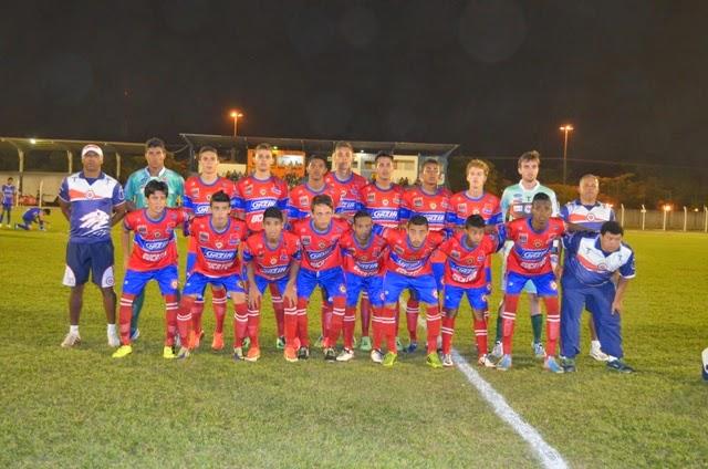 9cf8f3653a Foram quase 30 dias de preparação até a estreia no Campeonato Rondoniense  Sub-20