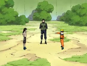 Neji vs Naruto