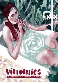 "Reseña de ""Vinómics. Relatos gráficos con sabor a buen vino"" de VV.AA - Norma Editorial"