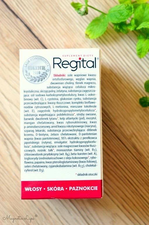 regital suplementy