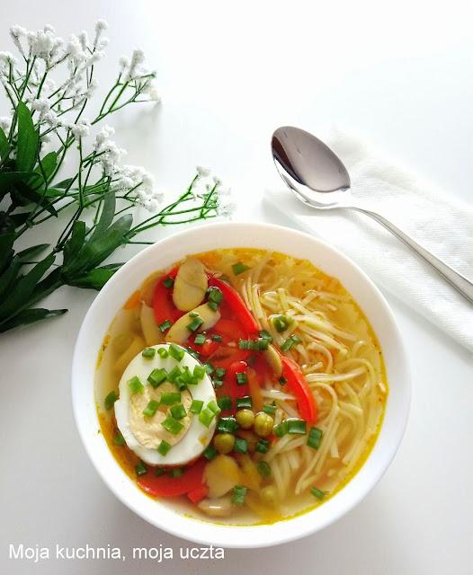 Zupa orientalna po polsku