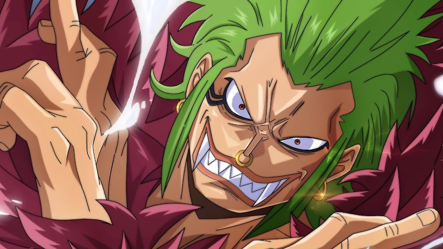 Bartolomeo, One Piece, 8K, #6.88