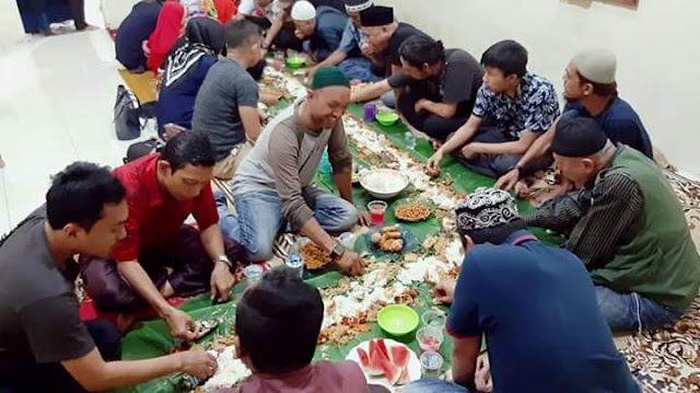 Pererat Silaturahmi,IWO Medan Adakan Bukber