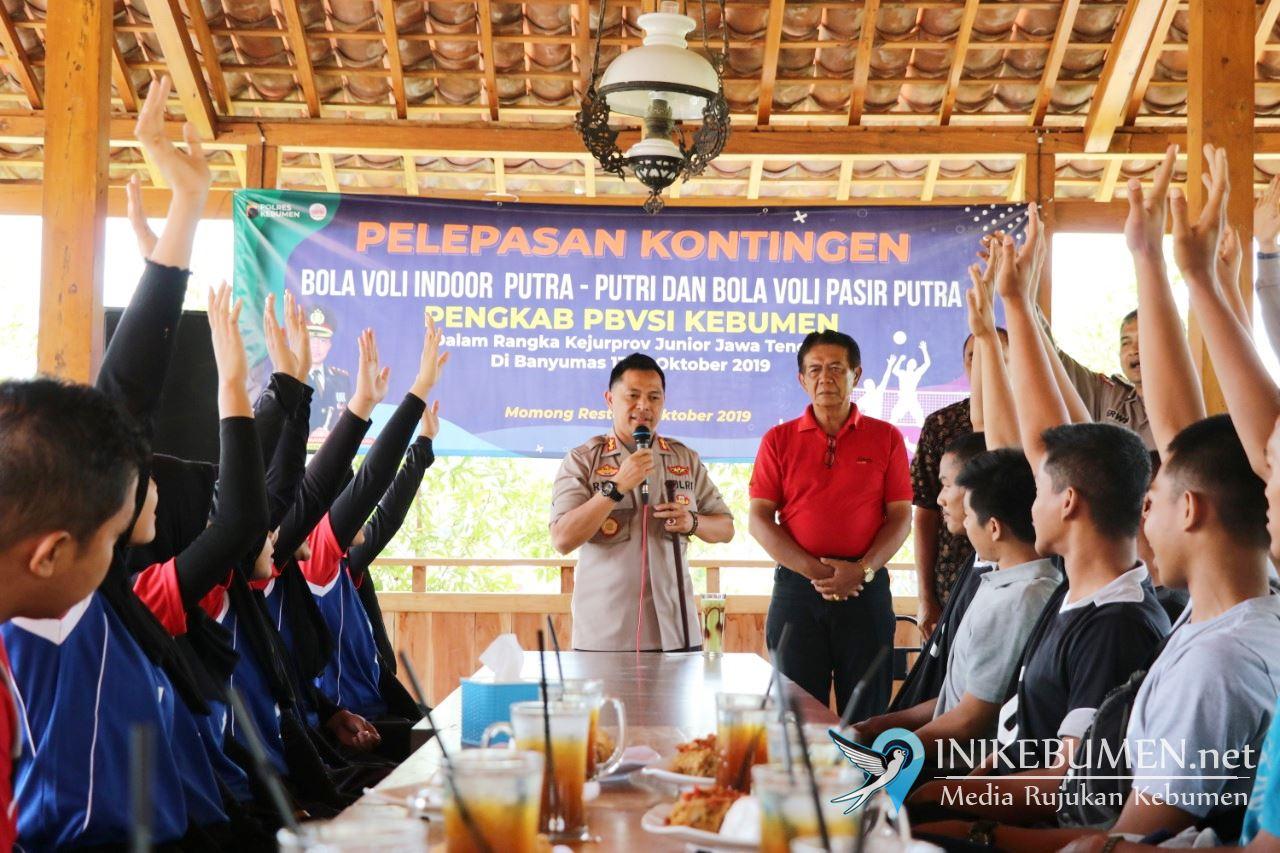 Empat Tim Voli Kebumen Bakal Berlaga di Kejurprov Junior Jateng