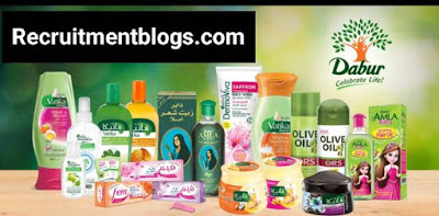 Human Resources Officer At Dabur International Ltd   1-3 years of relevant experience