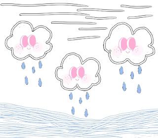 7 tanda atau ciri-ciri akan datang / turunnya hujan