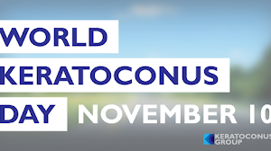 World Keratoconus Day / National Keratoconus Day 2017