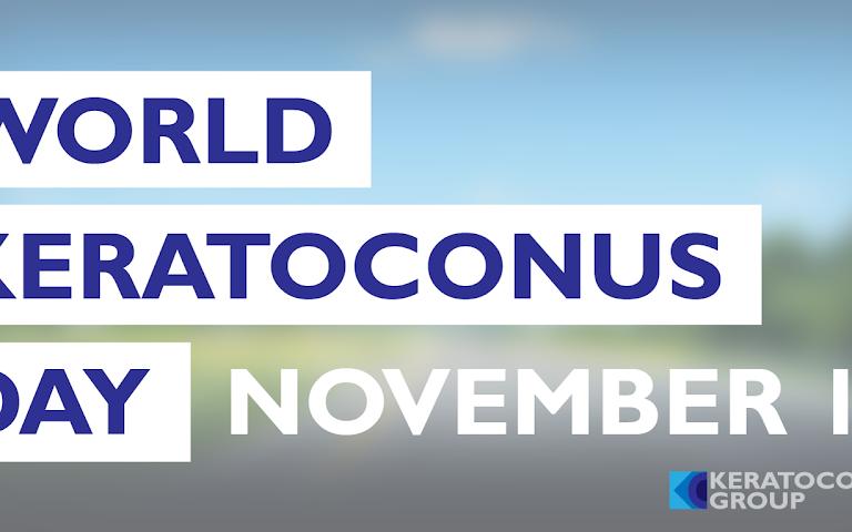 World Keratoconus Day / National Keratoconus Day 2017