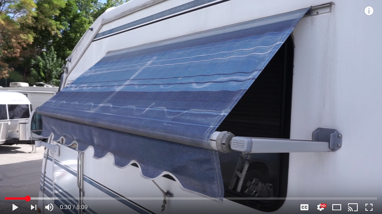 Rv Geeks How To Replace An Rv Window Awning Blog Gr8