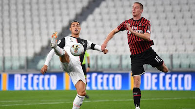 Imbang Lawan Milan, Bonucci: Yang Penting Lolos ke Final