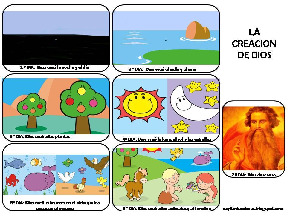 16 Ideas De Dibujos Para Colorear Paisajes La Creacion Para Niños Dibujos De La Creación Dibujos Para Colorear Paisajes