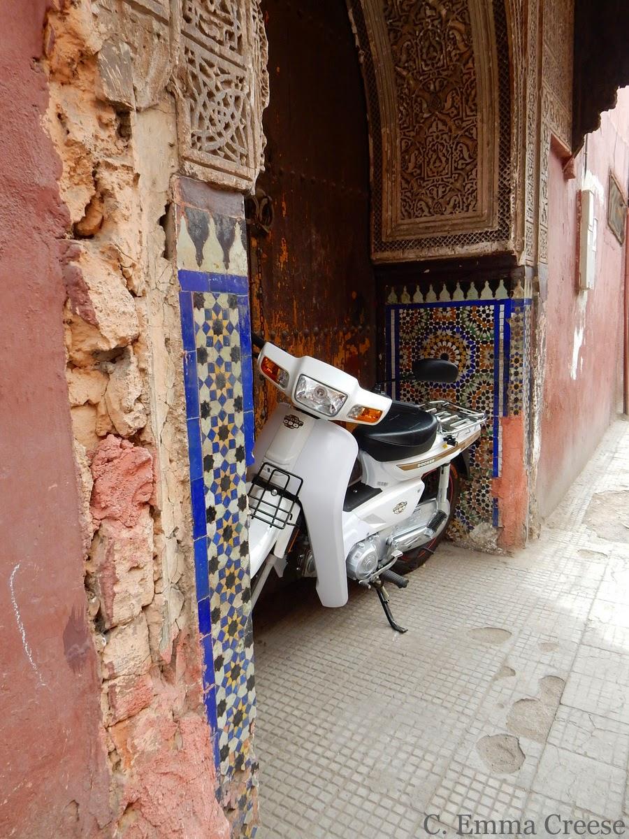 Marrakesh Souk Adventures of a London Kiwi
