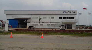 PT. Ohkuma Industries Indonesia GIIC deltamas