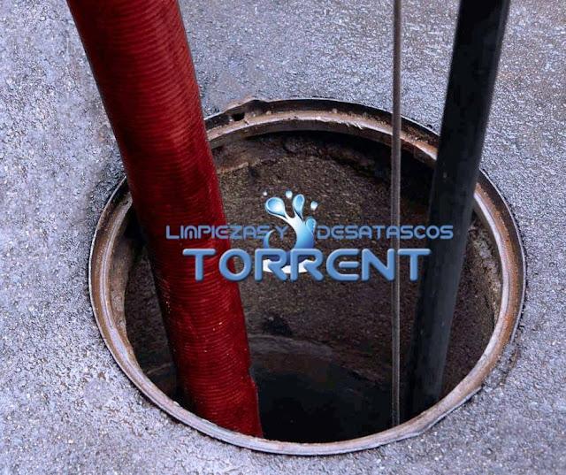 Torrent poceros Valencia