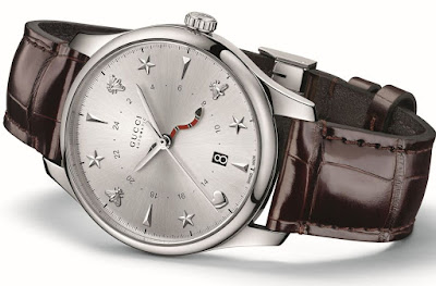 Gucci New G-Timeless GMT watch