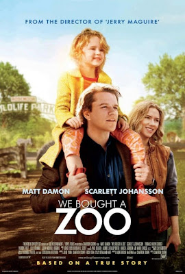We Bought a Zoo - Movie Poster