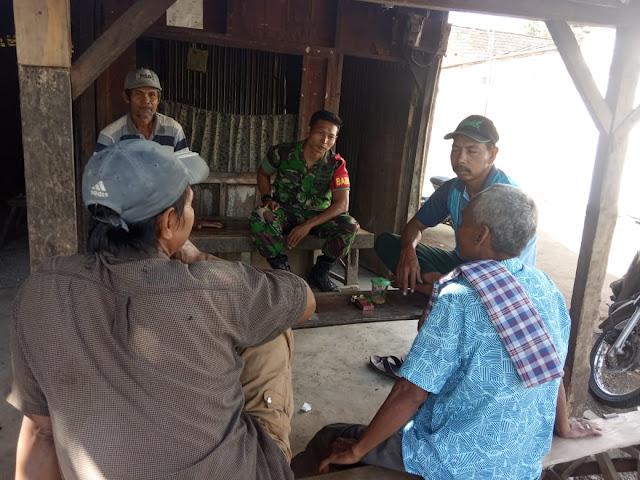Kodim Sragen - Tiga Pilar Desa Untuk Keamanan dan Ketertiban Masyarakat